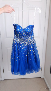 Grad dress size 2.asking 150.00 OBO