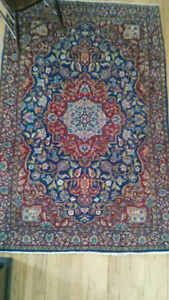 6'10x4'6  Handmade Persian Rug