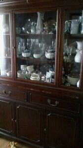 Knechtel Buffet and Hutch