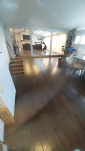 Topnotch Hardwood floors