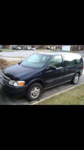 2003 chevy venture for sale