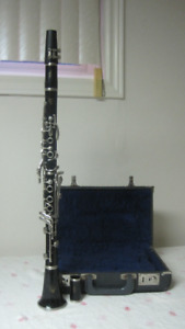 Boosey Hawkes Clarinet  Made in London