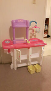 Selling a Step 2 Love & Care Deluxe Nursery London Ontario image 3