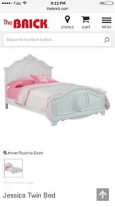 Brand new twin bed from Brick at 70% off