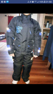 Booster youth motorcycle gear