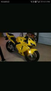 Yellow Cbr600rr 2003 *Reduced price*