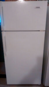 kenmore fridge and electric stove