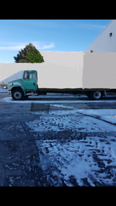 2003 FL80 cab and chassis