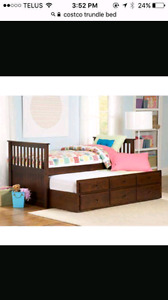 2 twin trundle beds