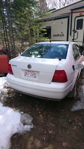 2002 Jetta For Parts