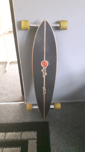 Original Skateboards Pintail 37.  Custom Setup