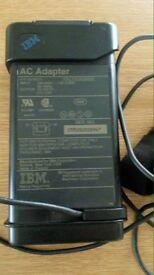 GENUINE IBM THINKPAD LAPTOP AC ADAPTER CHARGER