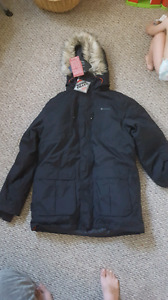 MEN DOWN JACKET LARGE