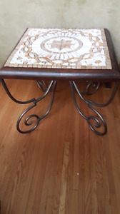 LARGE ACCENT TABLE