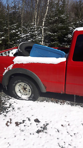 Parting out 2001 Ford Ranger