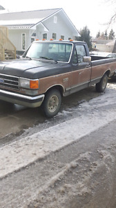 1991 ford xlt lariat 2 wd