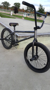 Custom bmx/Looking for mtb or road bike trades