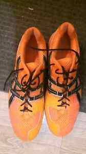 Ascic shoes size 15
