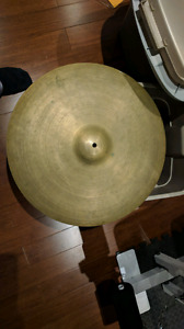 Original Avetis drum cymbal