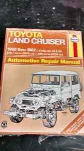 Haynes Land Cruiser manual