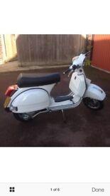 LmL 125 2T scooter