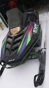 97 Arctic Cat EXT 580 with reverse