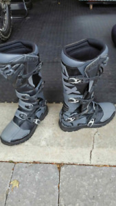 FOX Comp 5 Boots, Size 10
