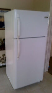 18.2 Cubic Foot Frigidaire - White