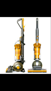 Dyson Ball Multi-Floor 2 Upright Bagless Vacuum - Yellow