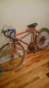 Vintage road bike size small