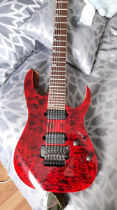 Ibanez Premium 7-Strings Guitar