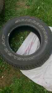 Bridgestone Dueler Tires Peterborough Peterborough Area image 1