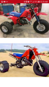 Working or not Unwanted Motorcycles 4 wheelers and dirtbikes