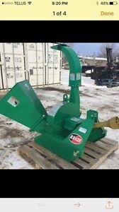 Bx42s 3pt wood chipper