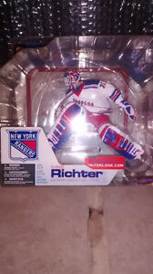 McFarlane Mike Richter goalie figure