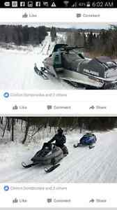 Buy Or Sell Snowmobiles In Pembroke Car Amp Vehicle
