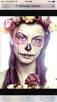 Halloween makeup artist wanted!!!