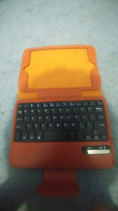 Apple iPad mini case with bluetooth keyboard