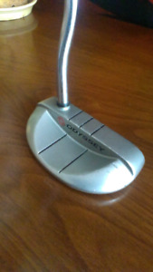 Putter Odyssey white Hot Rossie droitier 34""