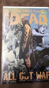 The walking dead comic #117
