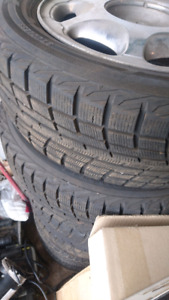 Yokohama Winter tires 205/60r16