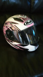 HJC womens  motorcycle helmet size - small