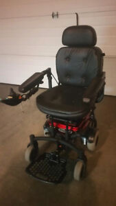 Power wheelchair / scooter