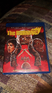 Scream Factory The Burning Blu Ray For Sale