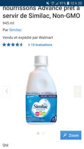 lait similac