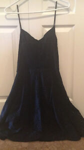 Black Summer Dress- Large
