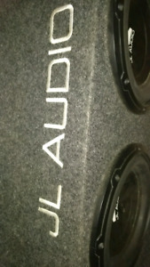 New JL Sub Woofer! PRICE REDUCED $160 OBO