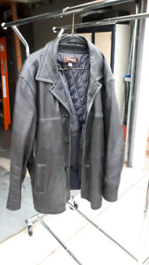 Mens Danier leather jacket size xxl 48-50