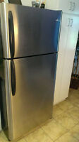 FRIGIDAIRE STAINLLES
