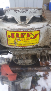 """Jiffy 8"""" auger"""
